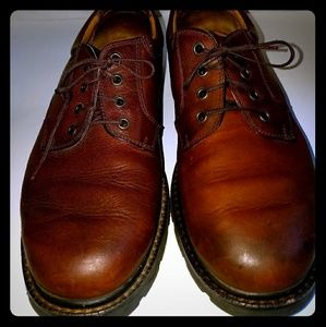 Dockers oxford leather shoes